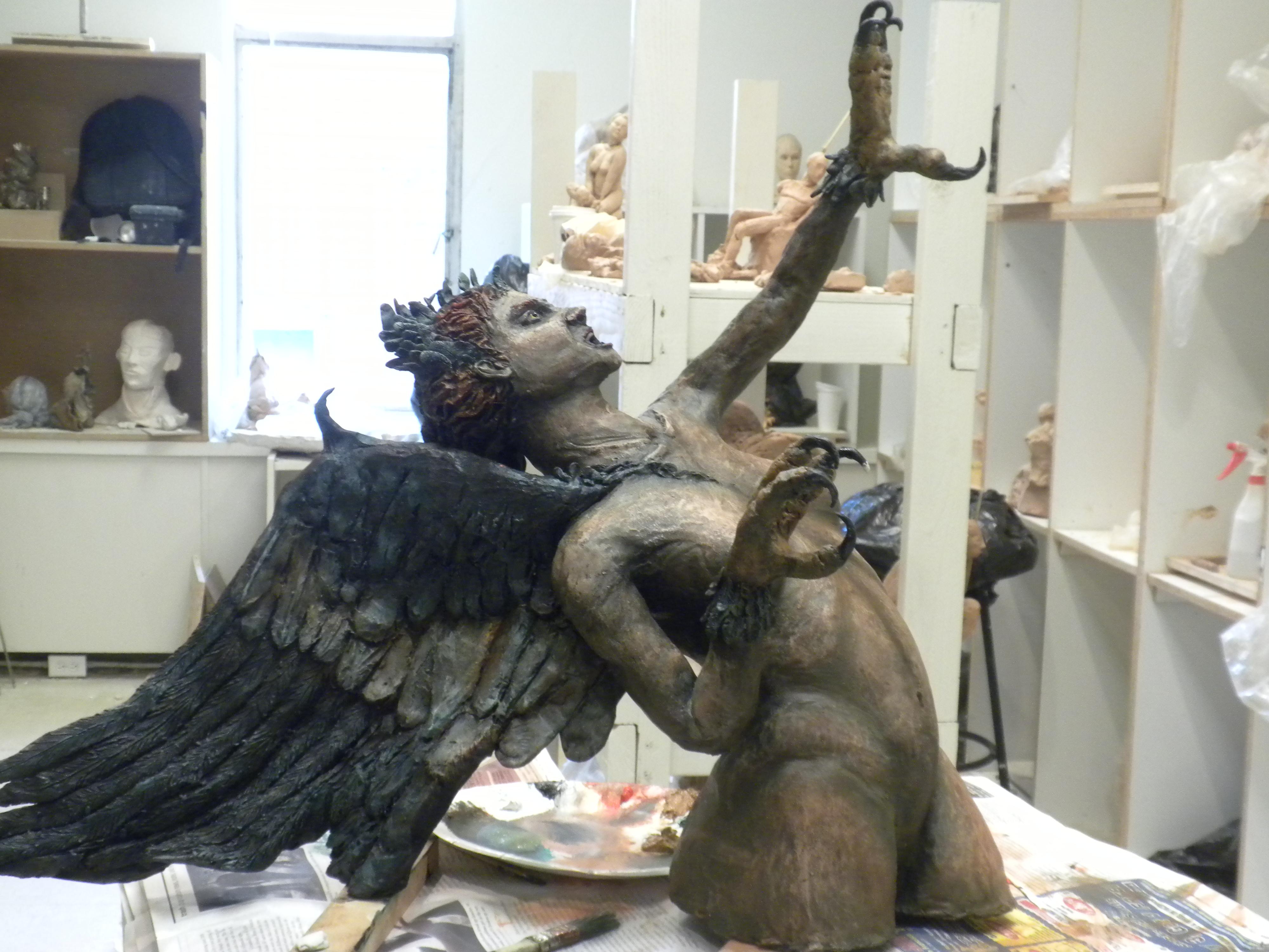harpy by melkidd