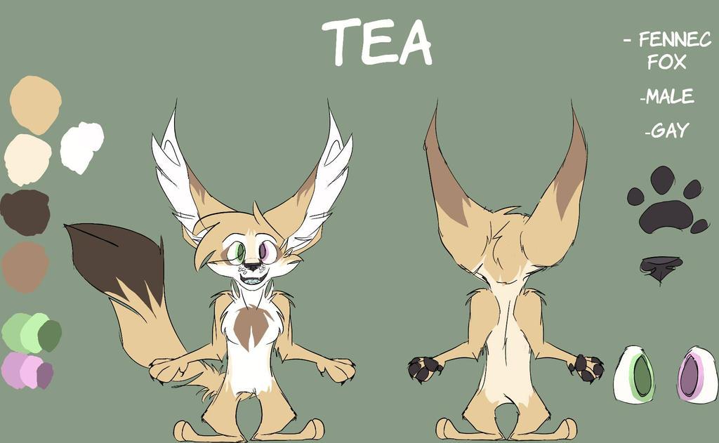 Tea ref!! (New Sona) by Endeyarts
