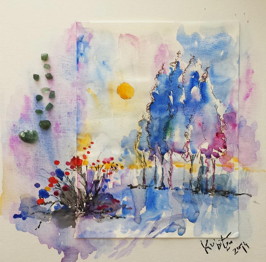 Twilight Forest I by KarinaK61