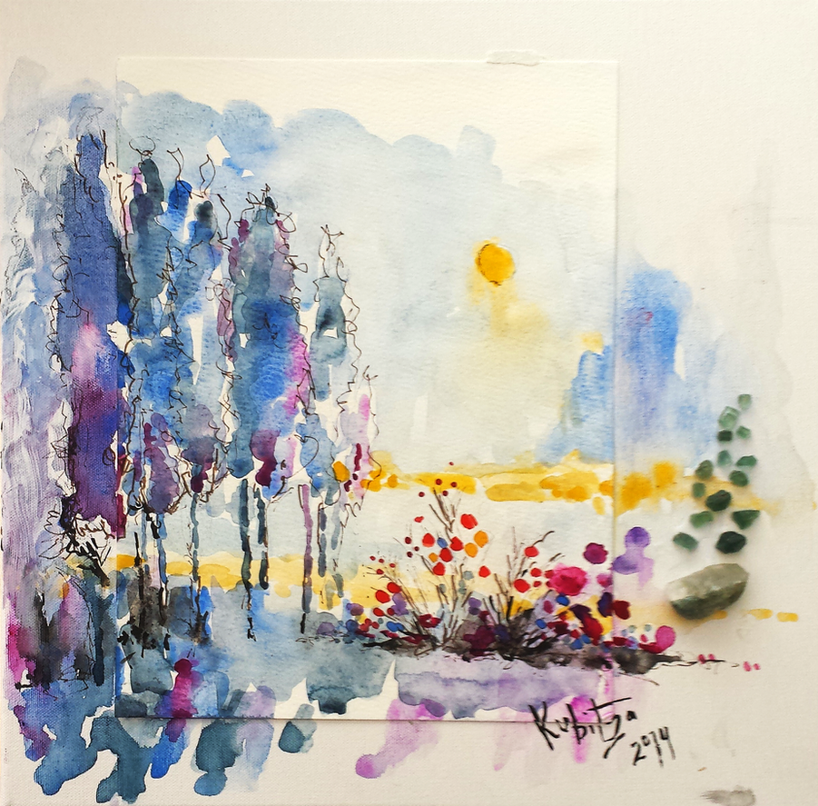 Twilight Forest II by KarinaK61