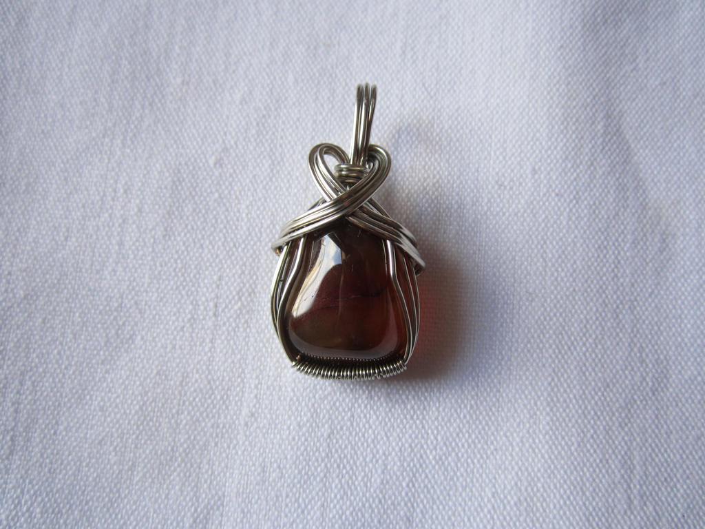 Transparent Heart by NikkitheNinja