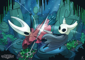 Hollow Knight: Hornet fight by mrGoK