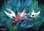 Hollow Knight: Hornet fight