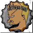 dAmn ass by bountyhunter25