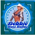 Debbie bottle cap by bountyhunter25