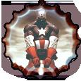 Captain America bottle cap by bountyhunter25