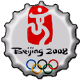 Biejing Olympics Bottle Cap