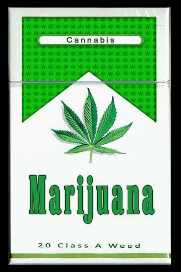 Marijuana by bountyhunter25