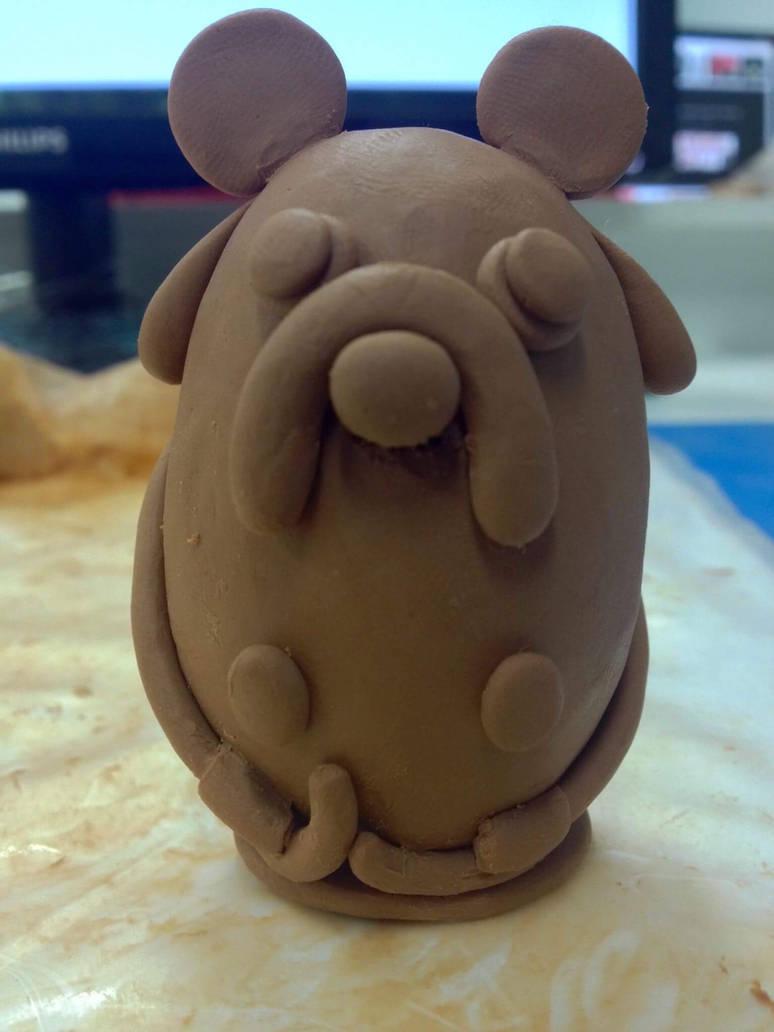 Jake Mouse by NatarioSantos