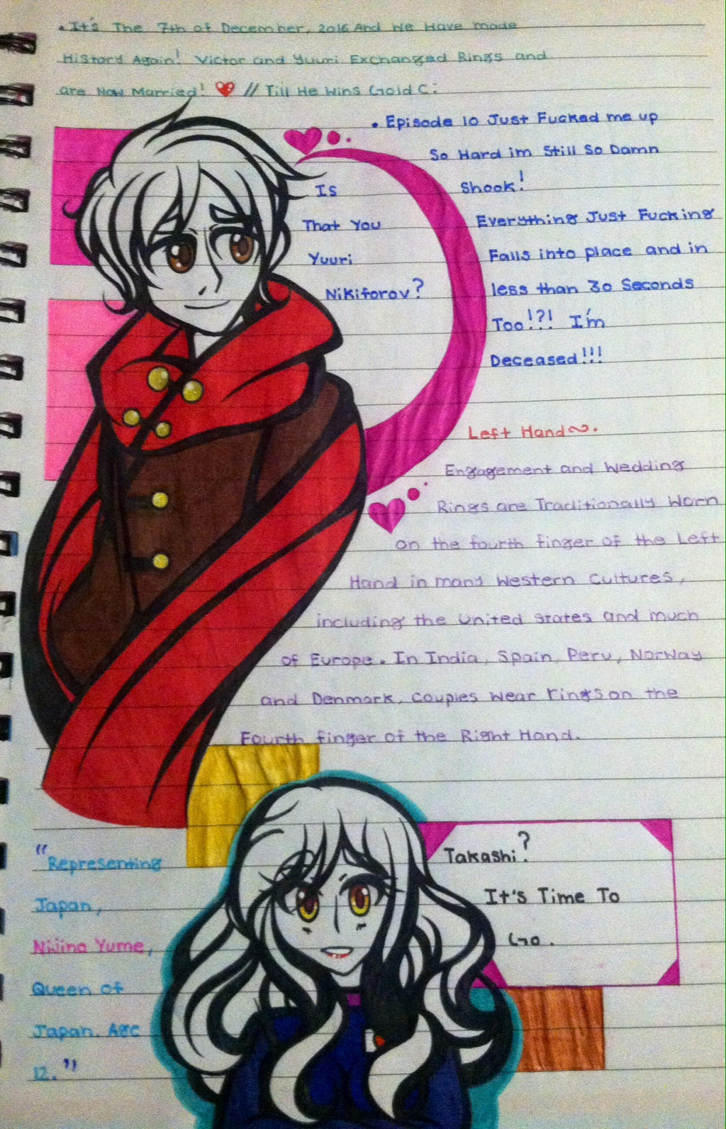 ~ School Notebook Doodles ~ by Lyra30lumina on DeviantArt