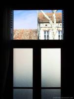 by the window by Ceridwenn