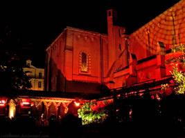 Augustins museum by night by Ceridwenn