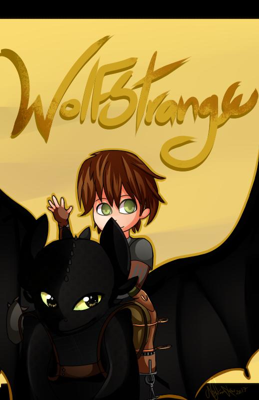 ..:Fanart: Como entrenar a tu  dragon. by NightmareKrew