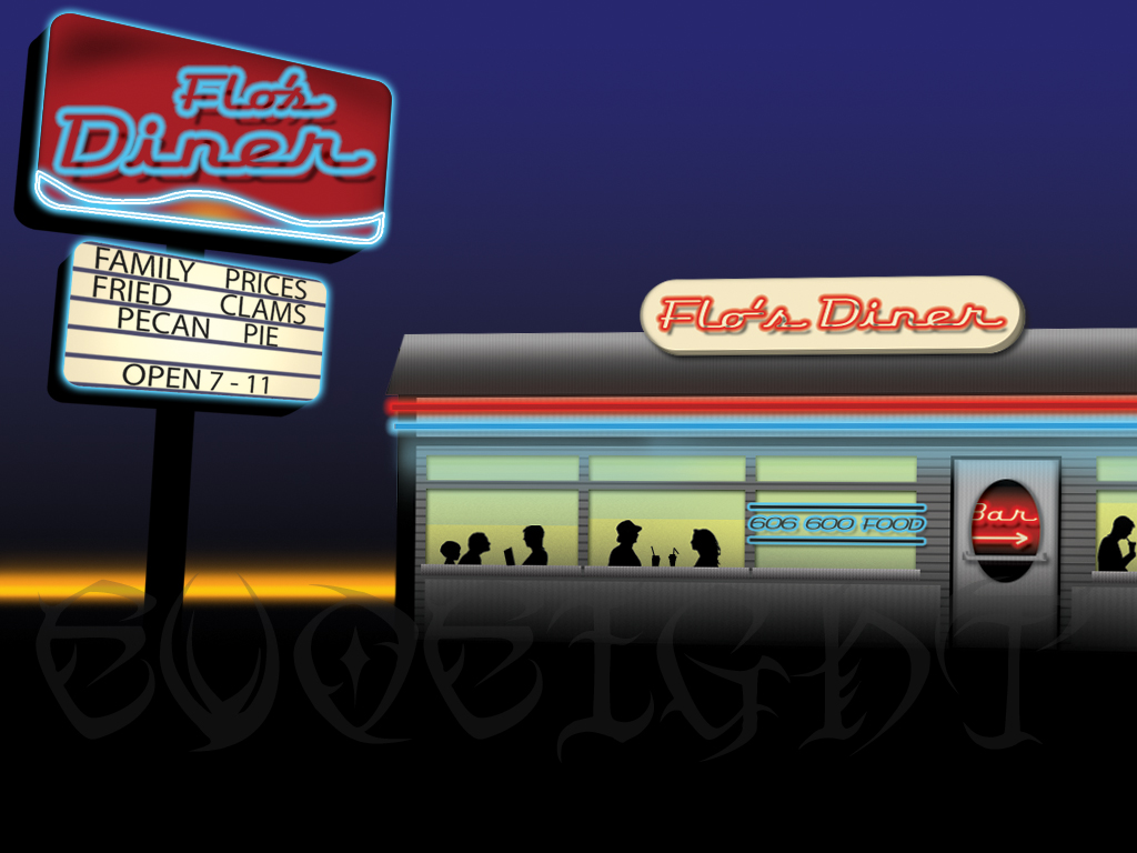50&#39-S Diner Background | Download Days Gone By, 50&#39-s wallpaper ...