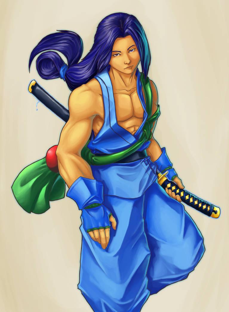 Sogetsu Kazama by dewapetir