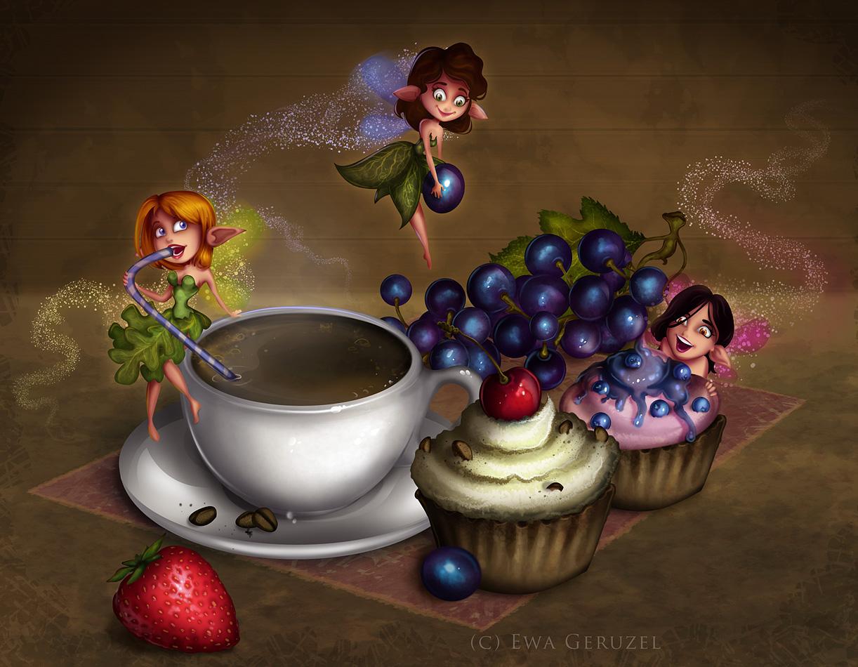 Breakfast by EwaGeruzel