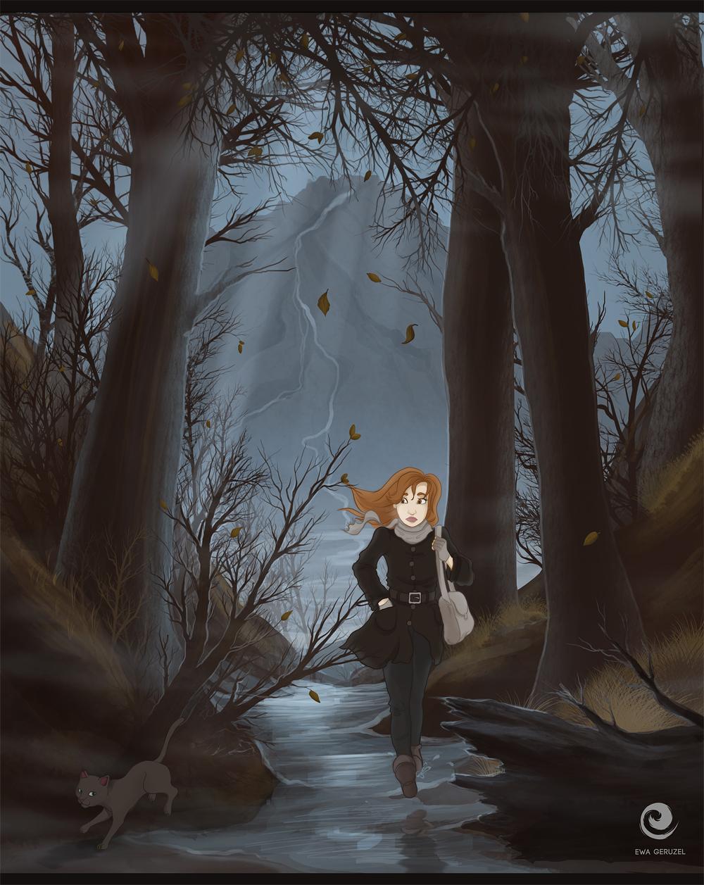 Autumn by EwaGeruzel
