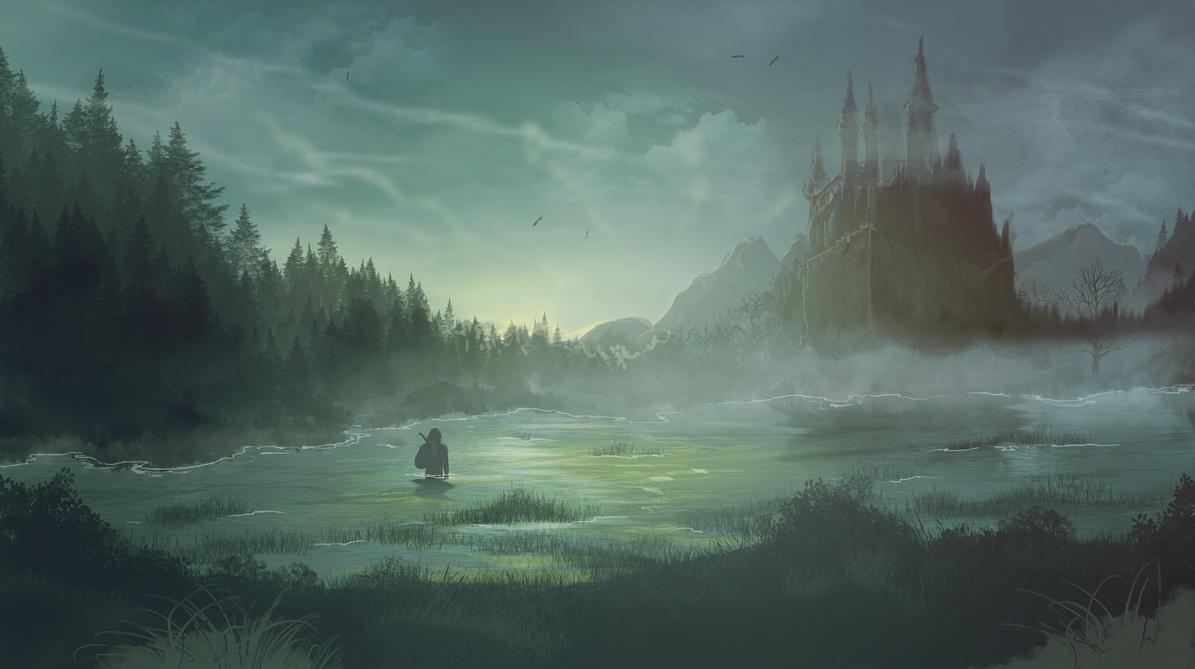 The Moor by EwaGeruzel