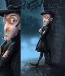 A detective