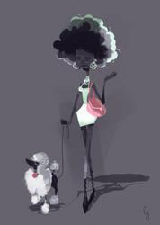 Doggie by EwaGeruzel