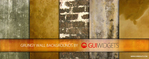 grunge backgrounds by asramnath