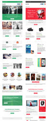 Surith - Multipurpose Email Newsletter Templates by asramnath