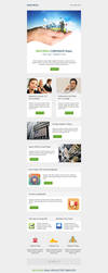 New.Fresh resposnive email newsletter templates by asramnath