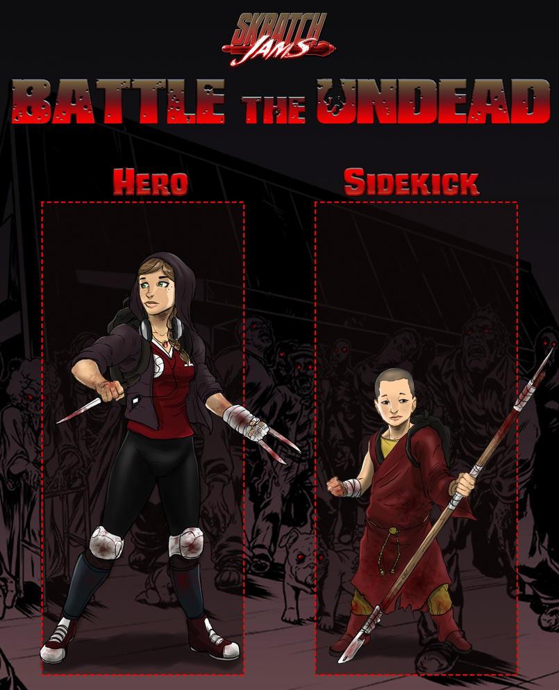 Skratchjam Battle The Undead Jam by Dericules