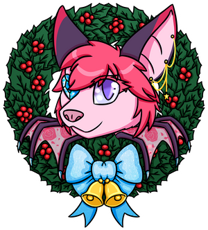 Holiday Wreath - Nyxis