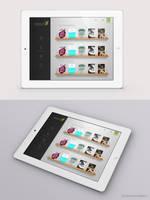eReader App by Bogdan17