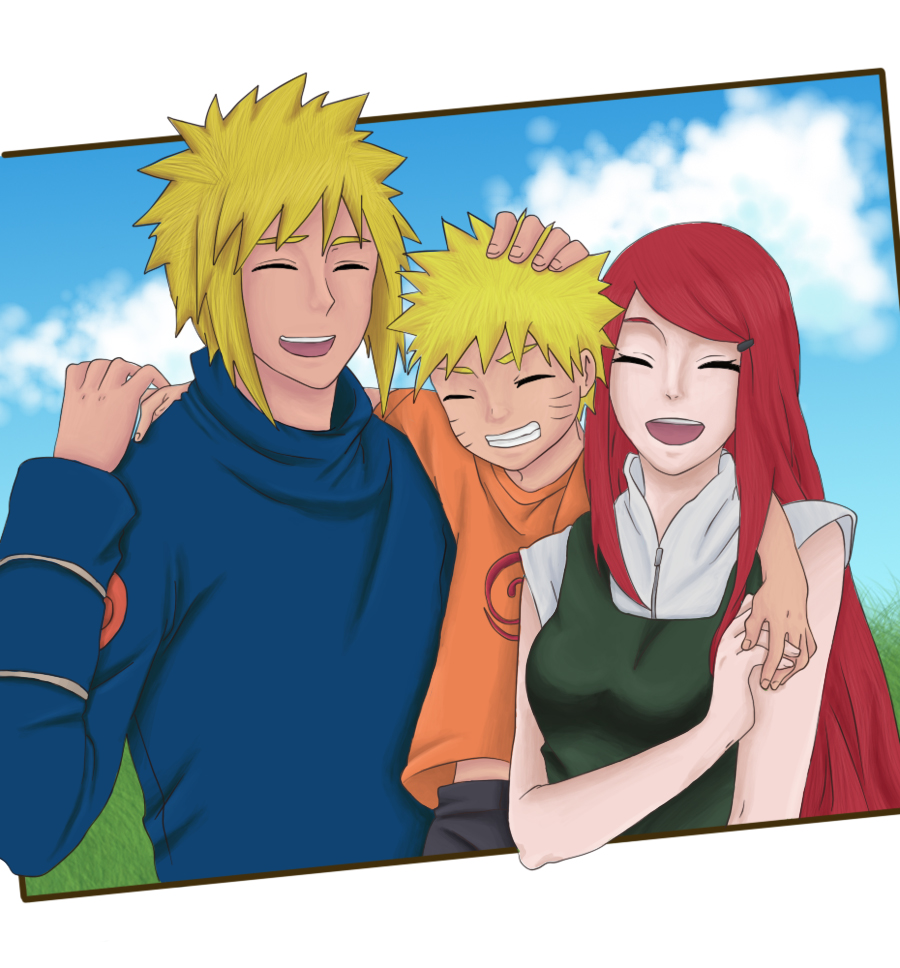Happy Family ^^ by mirodriguex95