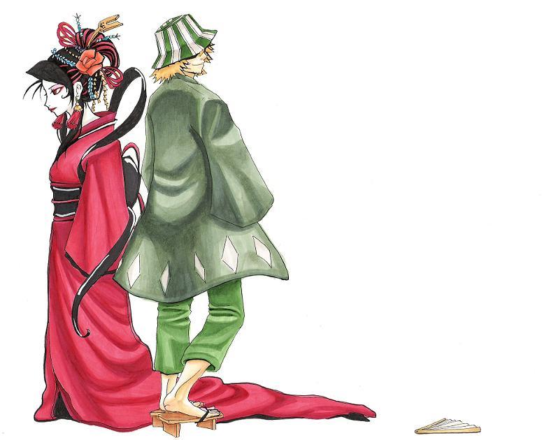 Green Shopkeeper, Red Princess by Yuu-Rei on DeviantArt