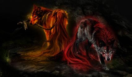 AK Wolves
