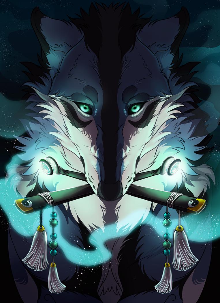 Magic Wand: Teanna by Nanarc
