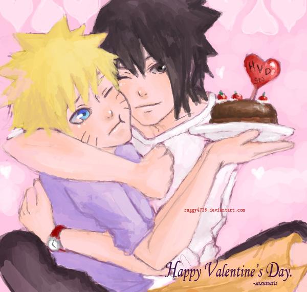 Happy Valentine's Day. by Ragginess