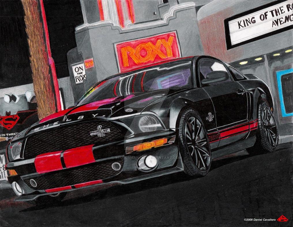 Shelby GT500KR by Stuperman454