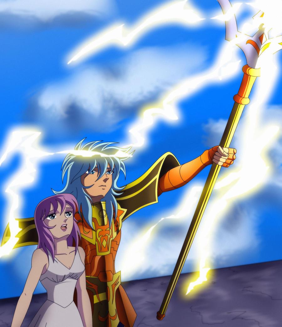 Zeus Mighty Ray By MuerteRigurosa On DeviantArt