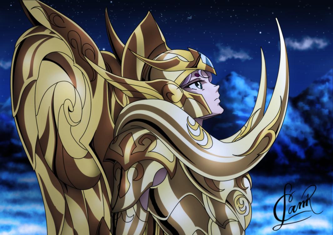Mu Soul of gold by MuerteRigurosa