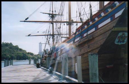 Duyfken 2 by Sailing-club