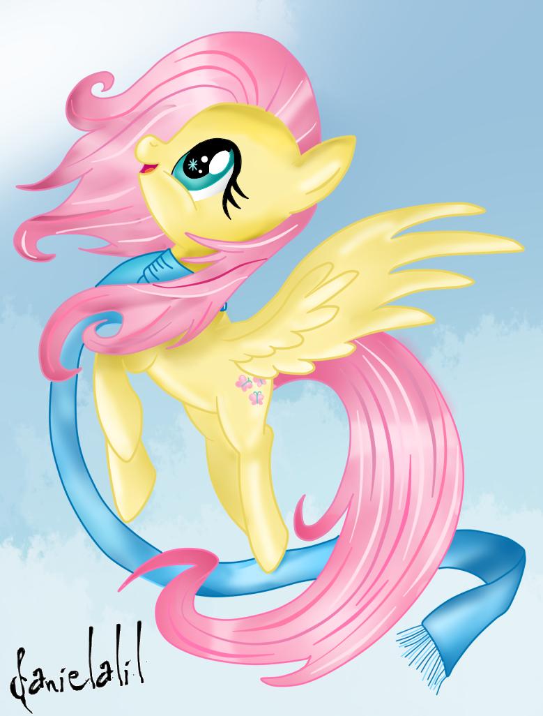 My little pony fluttershy cute - photo#13