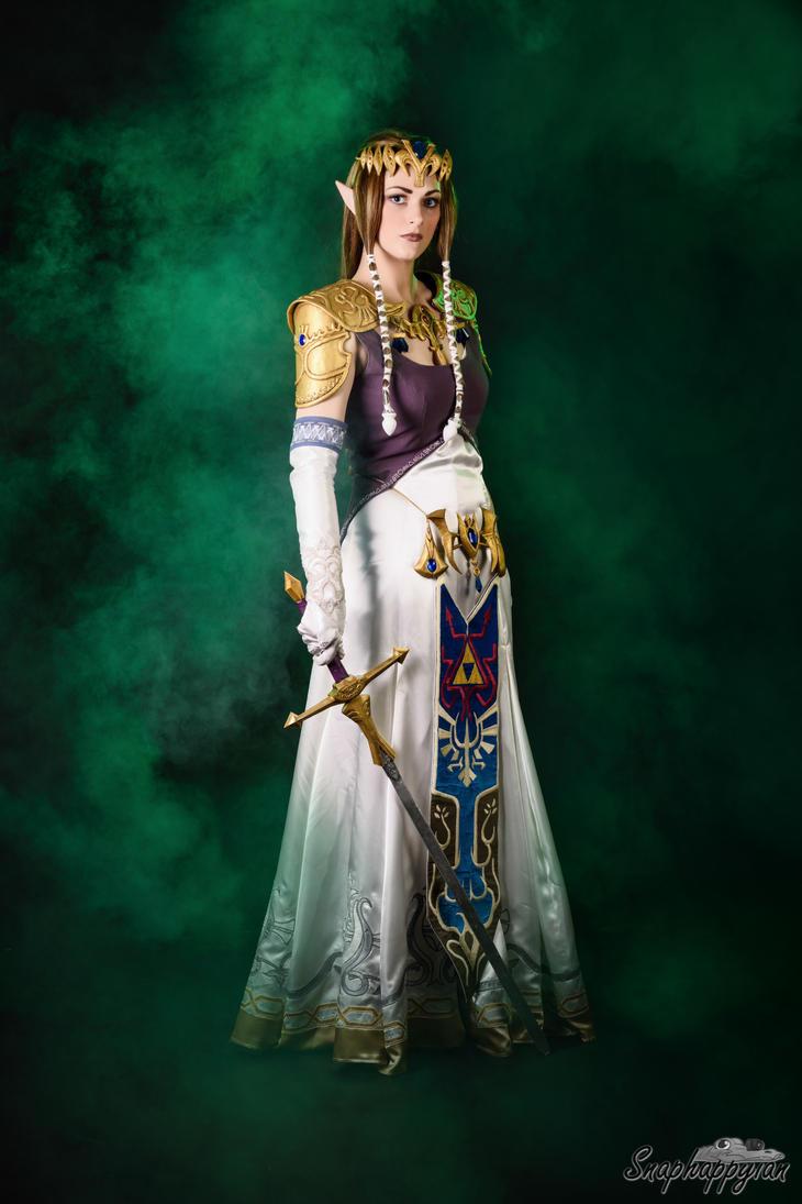 Legend Of Zelda by biancabellalove