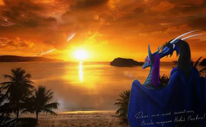 New Sunrise by Erredan