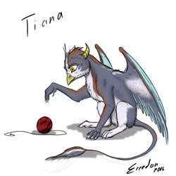 Tiana by Erredan