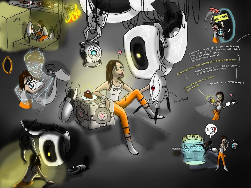 Portal - Memories by Arvata