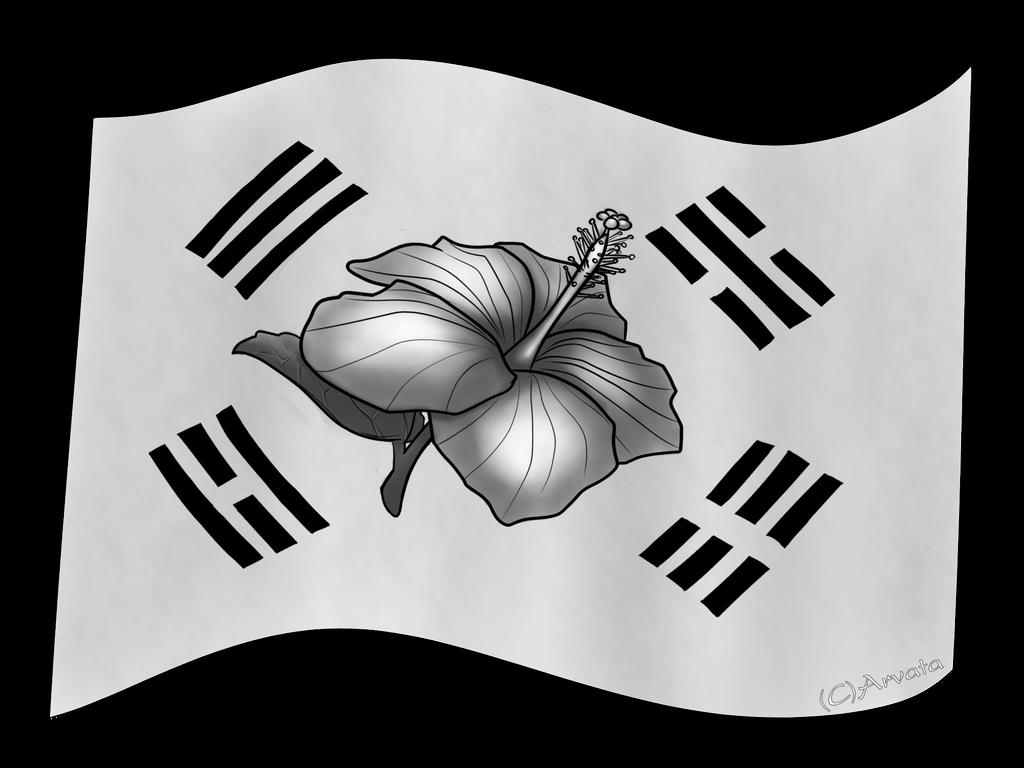 CM - Hibiscus Flag by Arvata