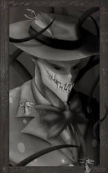 Creepy Splendorman by Arvata