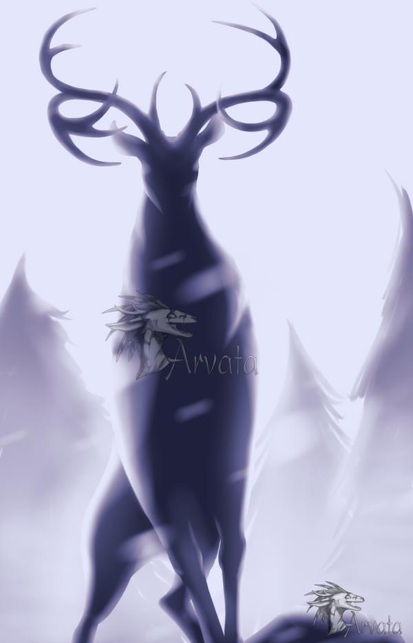 Frigid Royalty by Arvata