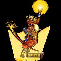 Smite - Chibi-Ra by Arvata
