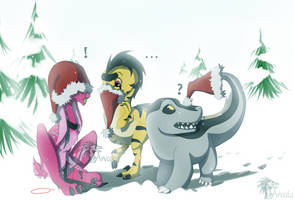 Holiday Hatters by Arvata