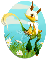 AT: Chibi-Chamomile by Arvata